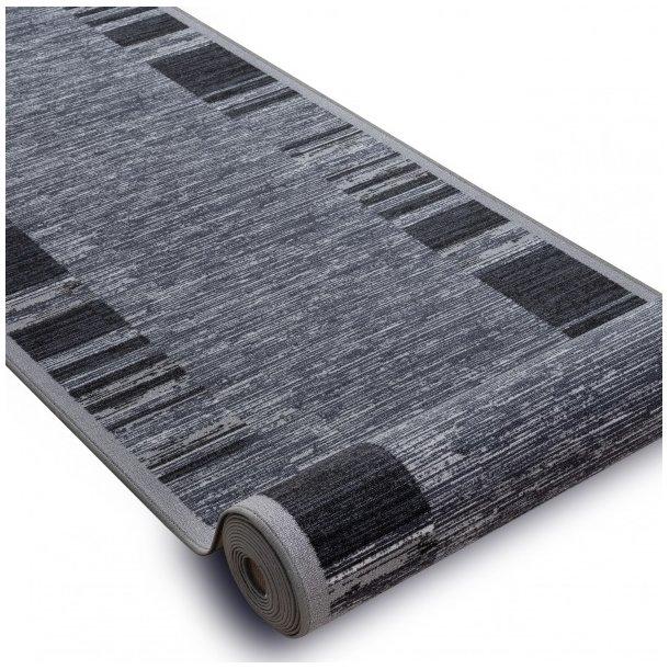 Moderné behúň AGADIO - šedý - pogumovaný