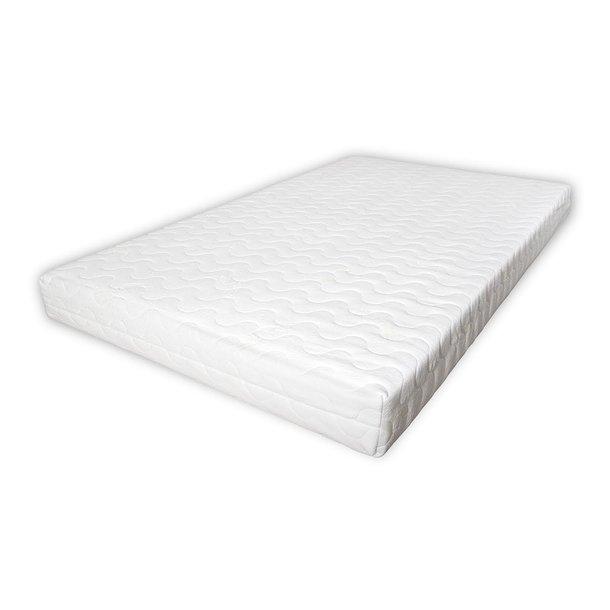 SKLADOM: Detská posteľ z MASÍVU 180x80cm bez šuplíku - DP012 - jelša