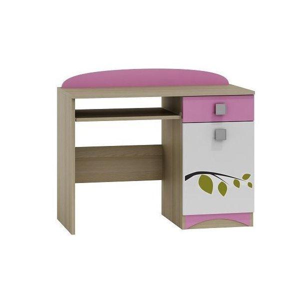 SKLADOM: Písací stôl SOVY - TYP A - pravé prevedenie