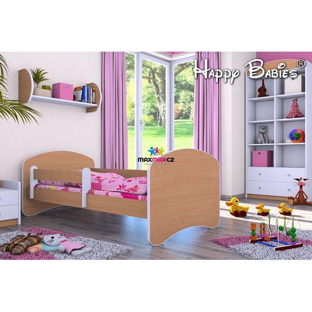Detská posteľ 140x70 cm - BUK