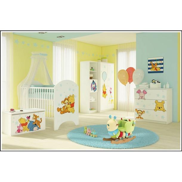 Detská izba MACKO PÚ A KAMARÁTI