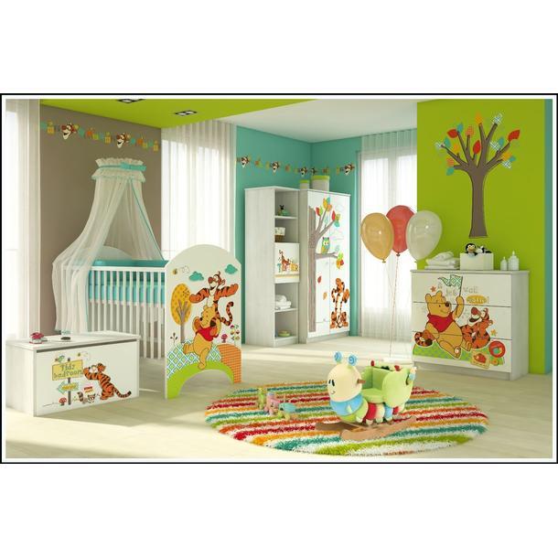 Detská izba MACKO PÚ A TIGRÍK