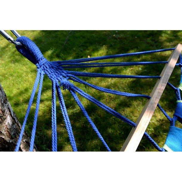 Hojdacia sieť 200x100 cm - detail