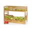 Detská poschodová posteľ bez šuplíkov 190x80cm SAMUEL + matrace ZADARMO!