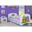 Detská posteľ so zásuvkou 160x80cm MADAGASKAR