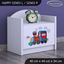 Detský nočný stolík - TYP 3