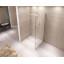 Kúpeľňová pevná zástena AERO 90 cm