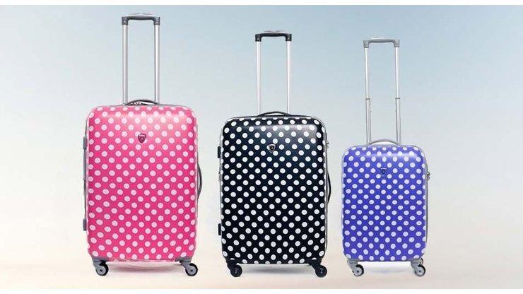 Cestovní kufry MAXMAX.sk